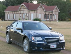 TEST DRIVE: Chrysler 300C