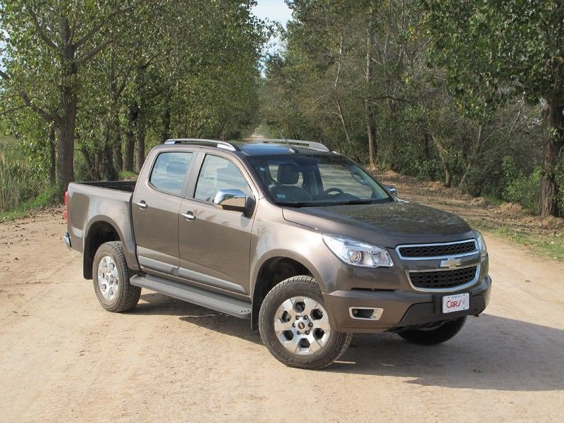 TEST DRIVE: Chevrolet S10 4x2 LTZ MT