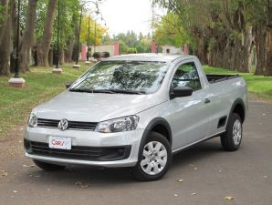 TEST DRIVE: Volskwagen Saveiro 2014 Cabina Simple