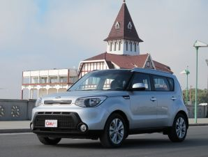 TEST DRIVE: Kia Soul EX AT