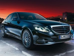 Mercedes-Benz Clase E 500 Guard