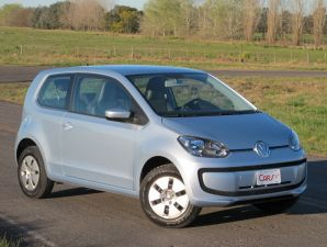 TEST DRIVE: Volkswagen up! Move up! 3 puertas