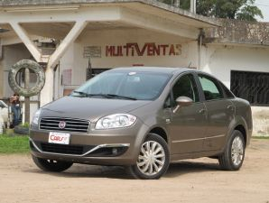 TEST DRIVE: Fiat Linea 2015 Absolute Dualogic
