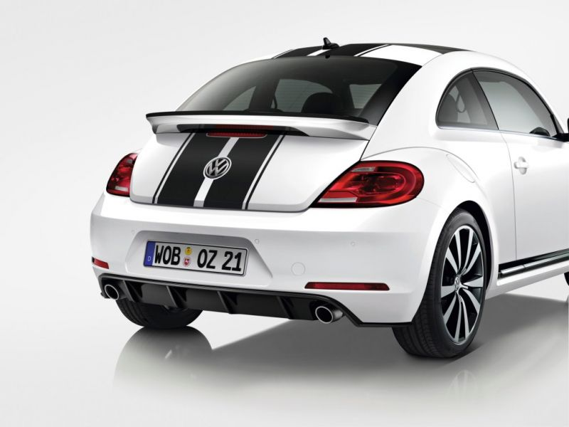 Volkswagen The Beetle: accesorios originales