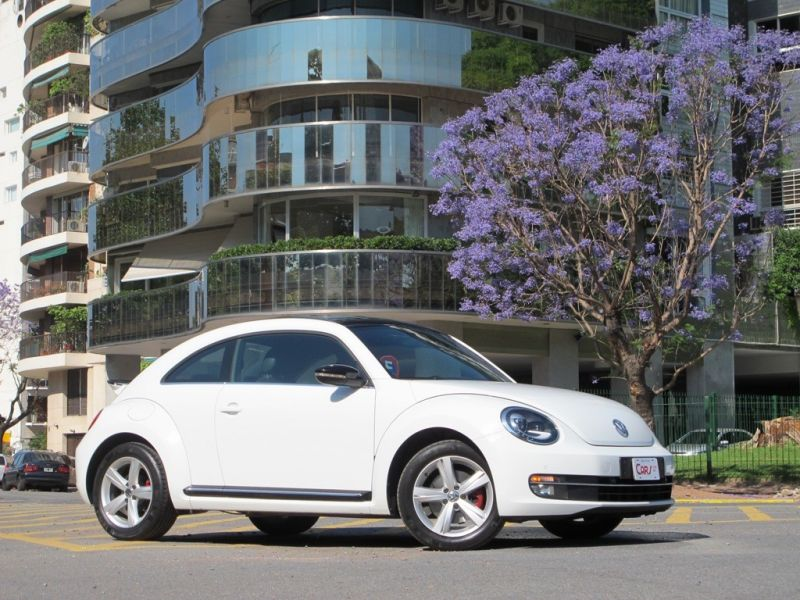 TEST DRIVE: VW The Beetle Sport 2.0 TSI DSG