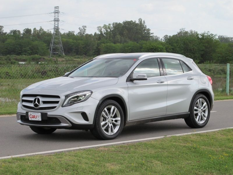 TEST DRIVE: Mercedes-Benz GLA 250 4Matic