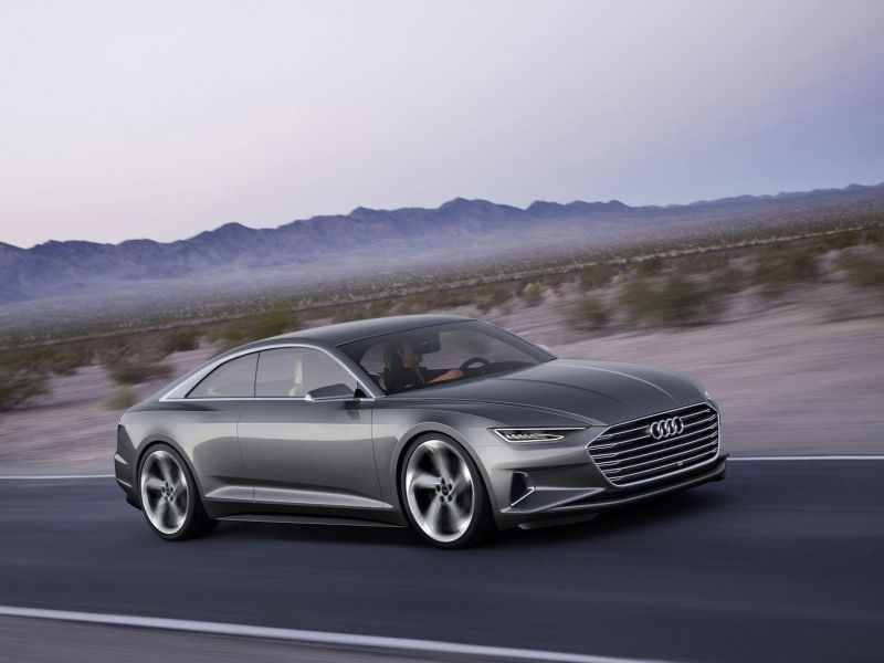 Audi prologue pilote driving concept