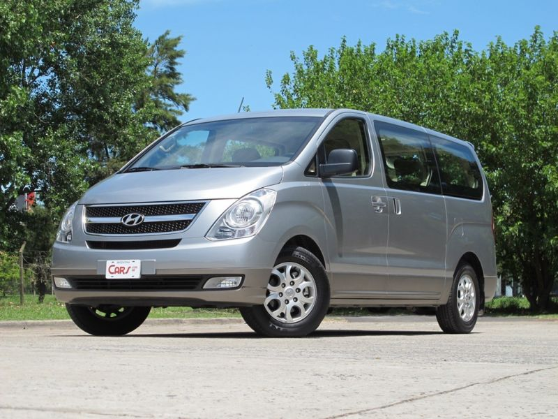 TEST DRIVE: Hyundai H1 Full Premium 2.5 CRDI AT