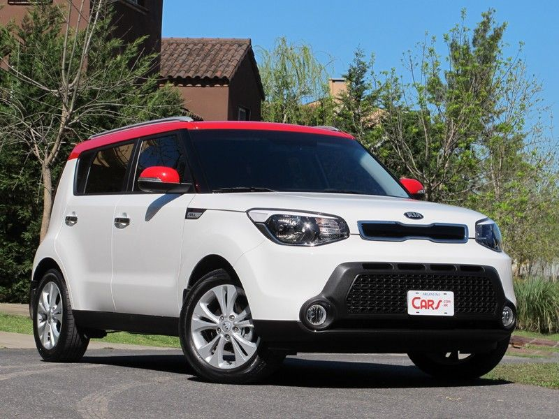 Contacto: Kia Soul EX AT Bicolor