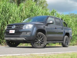 TEST DRIVE: VW Amarok Dark Label 4x4 AT