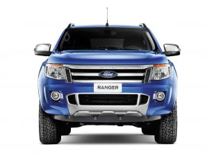 Ford Ranger XLT 4x4 AT: lanzamiento