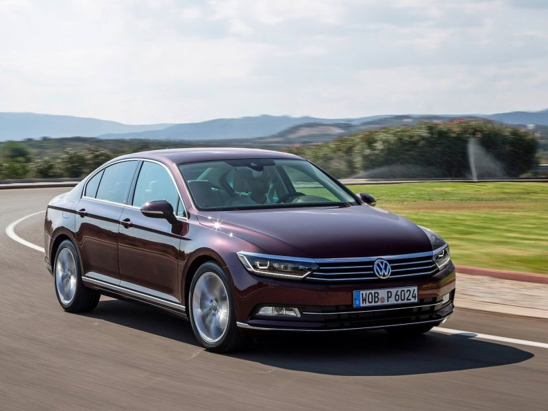 Car of the Year 2015: VW Passat