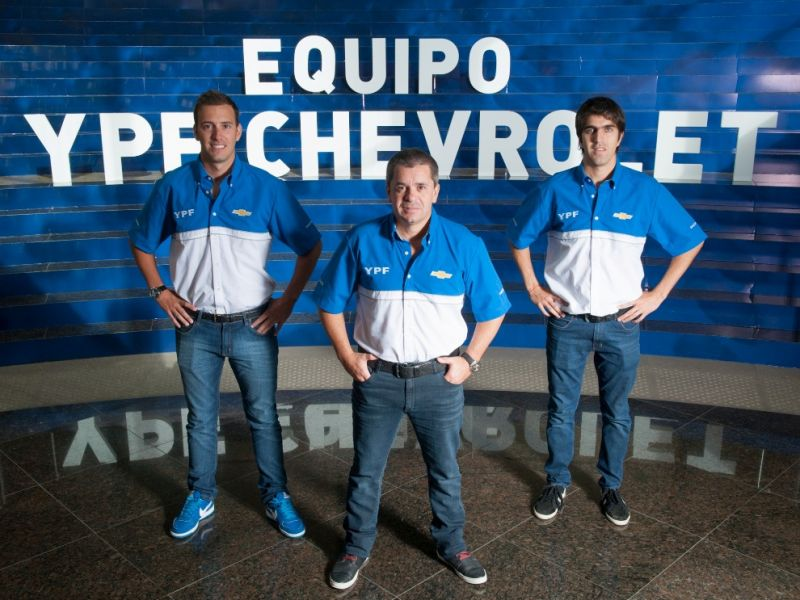 Súper TC2000: YPF Chevrolet team