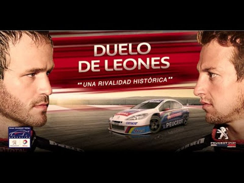 """Duelo de Leones"", el documental de Peugeot"