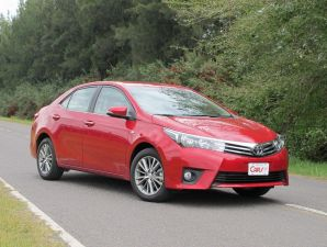 Toyota Corolla XEi MT - Video Test