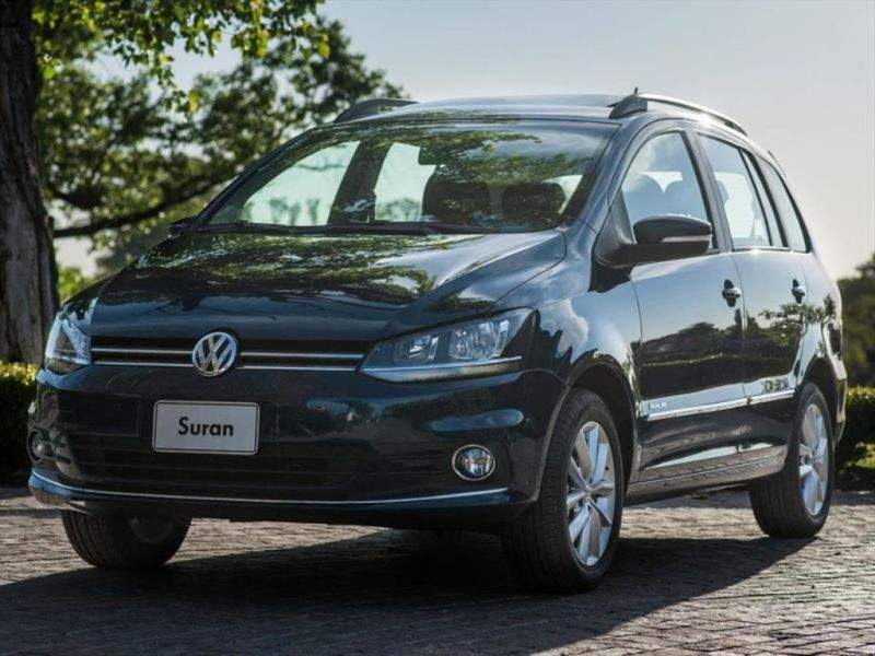 Volkswagen Suran 2015 1.6 MSI Highline Video Test