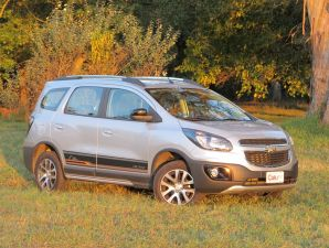 TEST DRIVE: Chevrolet Spin Activ AT