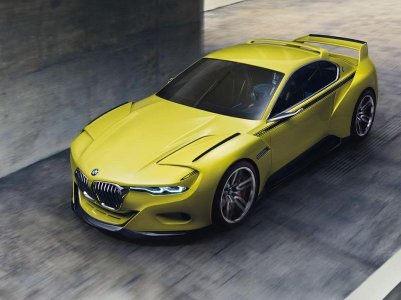 BMW 3.0 CLS Hommage Concept