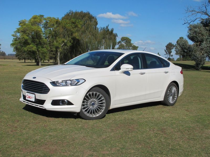 Nuevo Ford Mondeo: video test