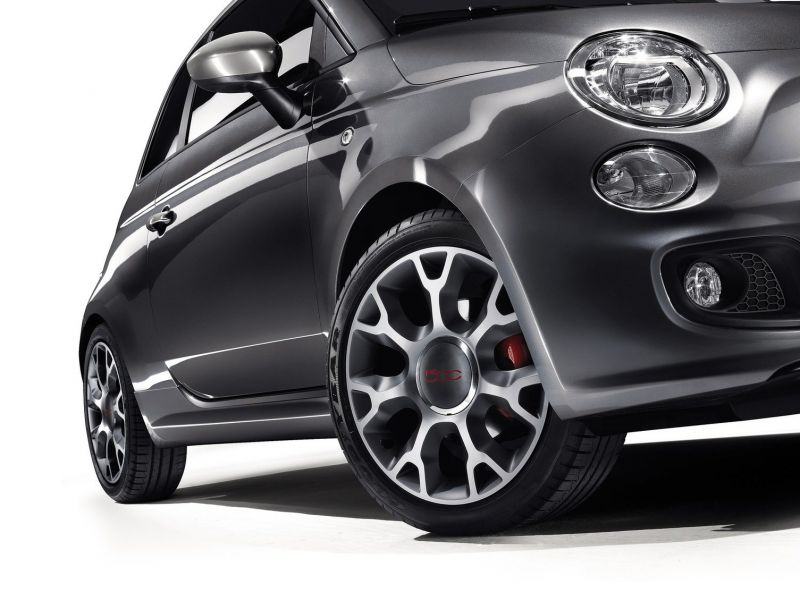 Fiat 500: restyling para Europa