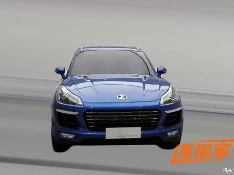 Zotye T700: la copia china del Macan