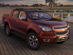 Chevrolet S10 High Country: lanzamiento