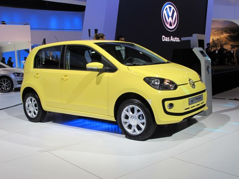 Volkswagen up! I-Motion: lanzamiento