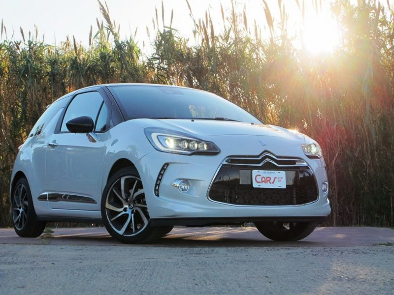 TEST DRIVE: DS3 Sport Chic Full Led
