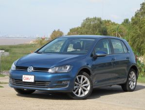 TEST DRIVE: Volkswagen Golf 7 1.4 Highline
