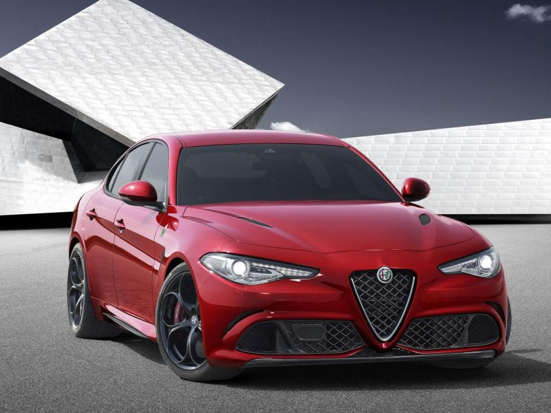 Alfa Romeo Giulia: video promocional