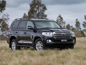Toyota Land Cruiser 2016