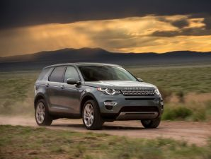 Land Rover Discovery Sport: lanzamiento