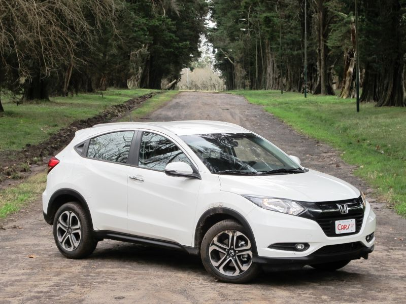 TEST DRIVE: Honda HR-V