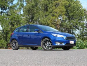 TEST DRIVE: Ford Focus 2.0 Titanum AT 5 P