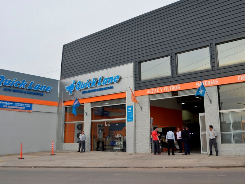 Ford Quick Lane: apertura en Pacheco