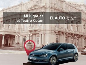 Nuevo VW Golf: test drive a través de YouTube
