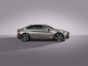 BMW Concept Sed�n