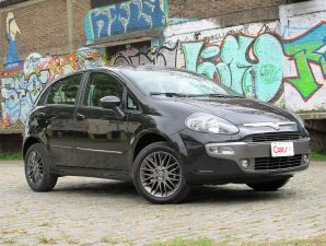 TEST DRIVE: Fiat Punto 1.6 Sporting