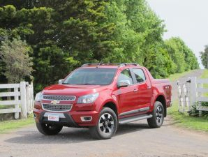 TEST DRIVE: Chevrolet S10 High Country