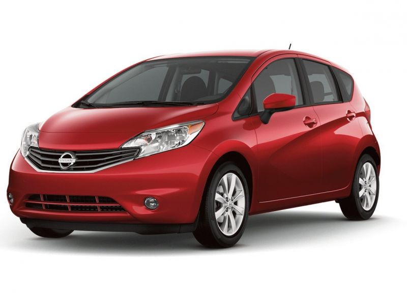 Nissan Note: restyling