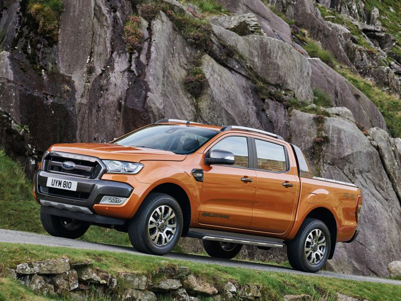 Ford Ranger Raptor: rumores