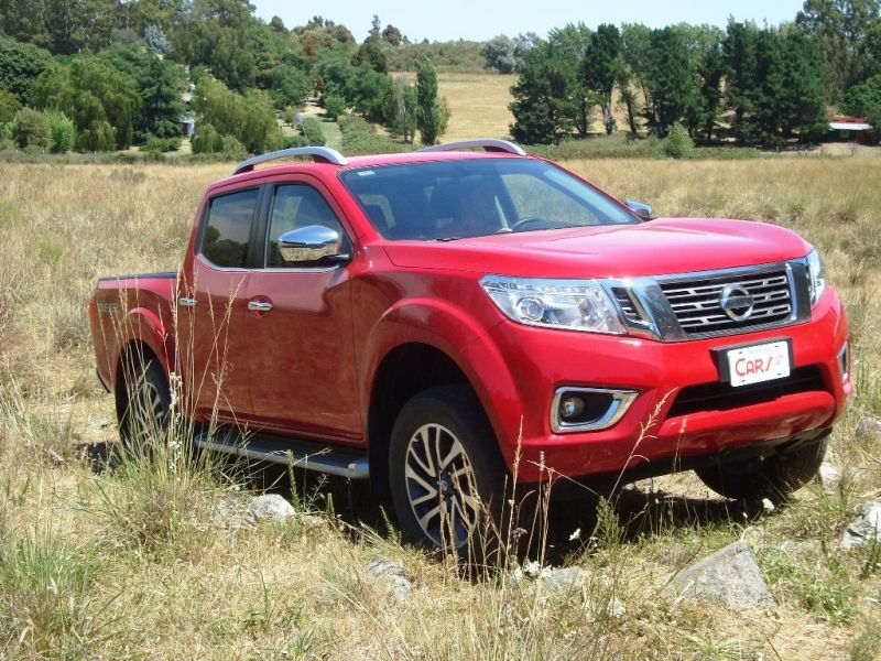 Contacto: Nissan NP300 Frontier