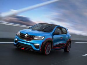Renault Kwid Race y Climber concept
