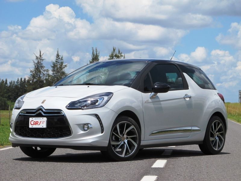 TEST DRIVE: DS3 1955