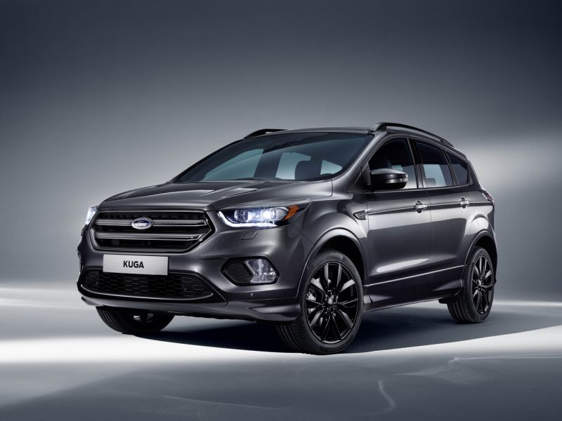 Ford Kuga 2016: restyling