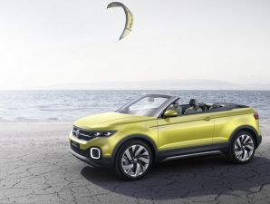 VW T-Cross Breeze Concept: Sal�n de Ginebra