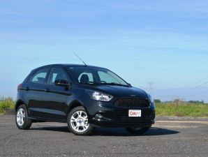 Nuevo Ford Ka: video-test