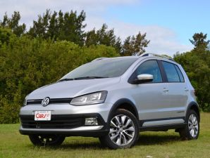TEST DRIVE: VW CrossFox 1.6 Highline