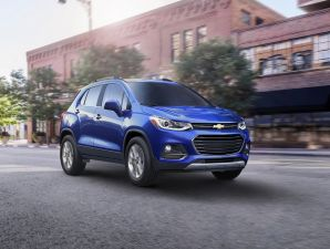 Chevrolet Tracker: restyling