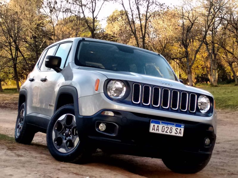 TEST DRIVE: Jeep Renegade 1.8 Sport Plus